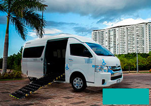 shuttle from cancun airport